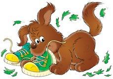 Mijn hond 012 royalty-vrije illustratie
