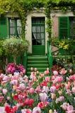 Mijn huis van het dromen van huis Royalty-vrije Stock Afbeelding