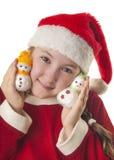 Mijn leuke Kerstmis stelt voor Stock Fotografie