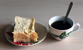 Mijn ontbijt Stock Afbeelding