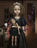 Mijn Stuk speelgoed Stock Foto's