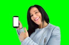 Mijn telefoon is perfect royalty-vrije stock foto