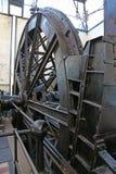 Mijn Windende machines stock afbeeldingen