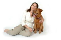 Mijn Zoete Hond Royalty-vrije Stock Fotografie