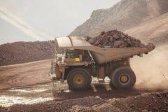 mijnbouw Royalty-vrije Stock Foto