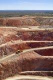 Mijnbouw Australië Stock Foto