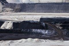 Mijnbouw in Cottbus royalty-vrije stock afbeeldingen