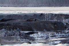 Mijnbouw in Cottbus royalty-vrije stock foto's