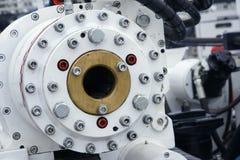 Mijnbouw machine royalty-vrije stock afbeeldingen