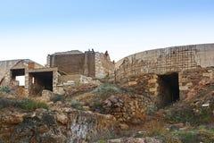 Mijnbouweenheid stock afbeelding