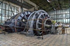 Mijnbouwmachine stock foto