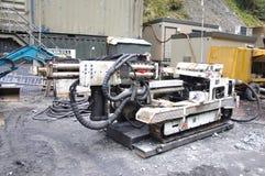 Mijnbouwmachines Royalty-vrije Stock Foto's