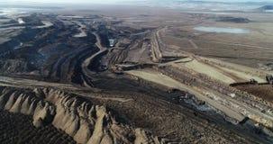 Mijnbouwrusland stock video