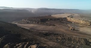 Mijnbouwrusland stock videobeelden