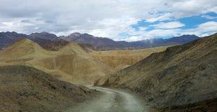 Mijnen in Doodsvallei stock foto's