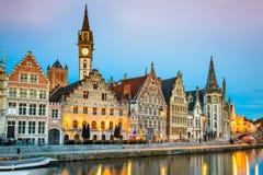 Mijnheer Gent België Vlaanderen royalty-vrije stock foto
