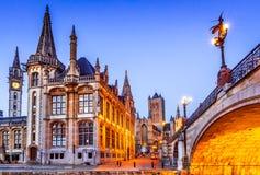 Mijnheer, Vlaanderen, België stock fotografie