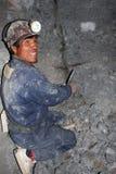 Mijnwerker Royalty-vrije Stock Afbeeldingen