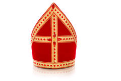 Mijter of sinterklaas Royalty Free Stock Photo