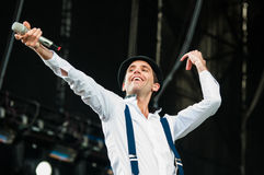 Mika concert Stock Images