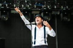 Mika concert Stock Photo
