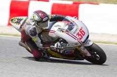 Mika Kallio racing Stock Photography