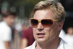 Mika Salo Royalty Free Stock Photos