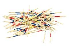 Mikado pick-up sticks Stock Photos