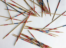 Mikado pinnelek Royaltyfri Fotografi