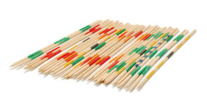 Mikado sticks Stock Photography