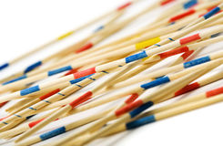 Mikado sticks Stock Image