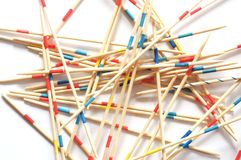 Mikado sticks Royalty Free Stock Images