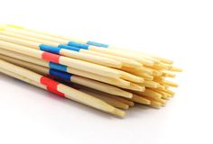 Mikado sticks Royalty Free Stock Photography