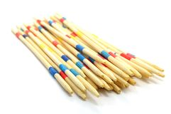 Mikado sticks Royalty Free Stock Photos