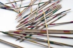 Mikado sticks Stock Photo