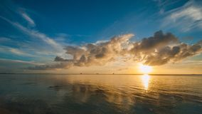 Saipan Mike Beach Stock Photos