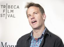 Mike Birbiglia at Tribeca Storytellers at 2019 Tribeca Film Festival. Comedian and actor Mike Birbiglia attends the `Tribeca Talks - Storytellers - Sarah stock photos