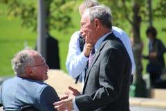 Mike Bloomberg Imagen de archivo libre de regalías