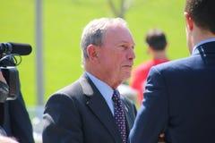 Mike Bloomberg Foto de archivo libre de regalías