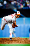 Mike Boddicker, Baltimore Orioles Stock Photo