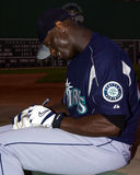 Mike Cameron, Seattle Mariners. Royalty Free Stock Photography