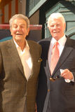 Mike Connors,Peter Graves Stock Photo
