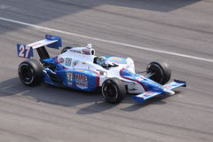 Mike Conway Indianapolis 500 Pole Day 2011 Indy Royalty Free Stock Photo