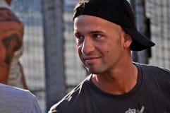 Mike de Situatie Sorrentino stock afbeelding