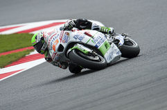 Mike di meglio, moto gp 2014 Royalty Free Stock Photo