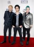 Mike Dirnt, Billie Joe Armstrong, Tre Cool Stock Foto