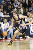 Mike Dunleavy Controls The Ball stock fotografie