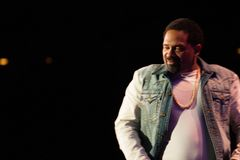 Mike epps in greensboro north stock images