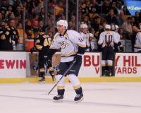 Mike Fisher, Nashville Predators Stock Images