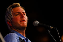 Mike Gossin of Country Band Gloriana Royalty Free Stock Image